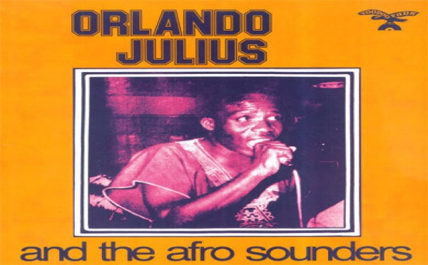 Orlando Julius and The Afro Sounders