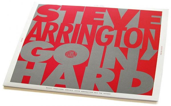 Collaboration Steve Arrington et Dam-Funk : premier single en écoute