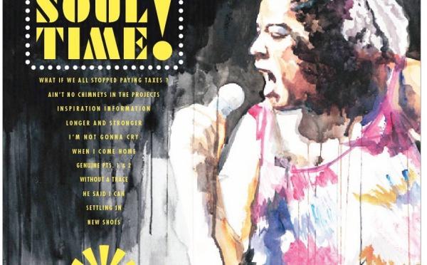 Sharon Jones & The Dap-Kings - Soul Time !