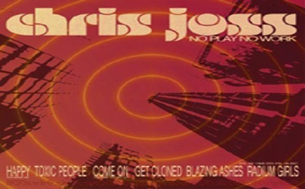 Chris Joss - No Play No Work