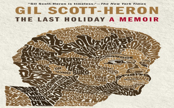 Les mémoires de Gil Scott-Heron sortiront en janvier