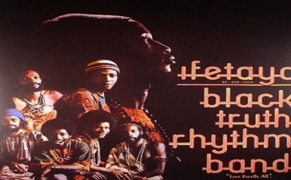 Black Truth Rhythm Band - Ifetayo