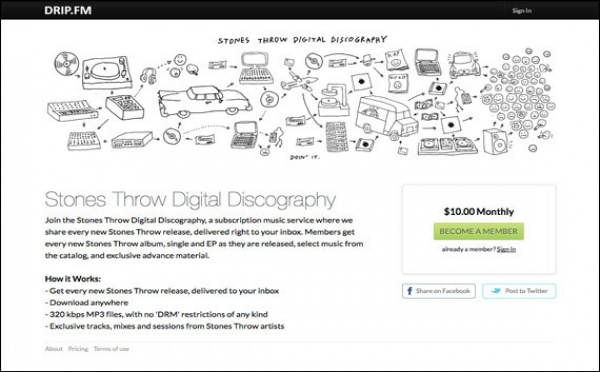 Stones Throw lance son service de téléchargement digital