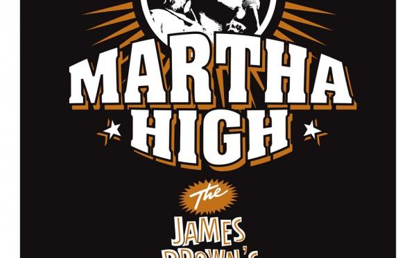 Wegofunk partenaire de la tournée de Martha High