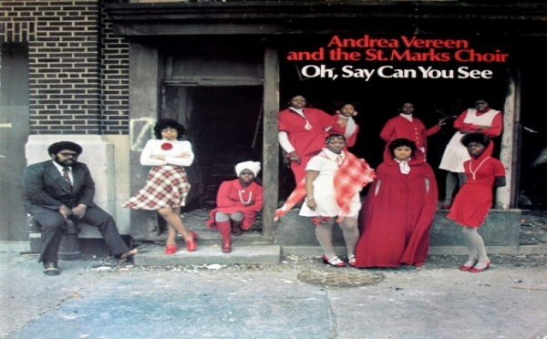 Andrea Vereen & The St. Marks Choir - Who Is He