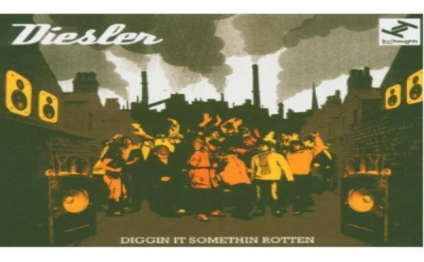 Diesler - Cotton Wool