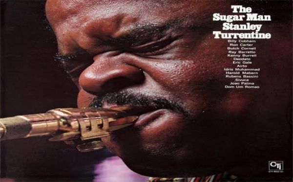 Stanley Turrentine – Pieces Of Dreams