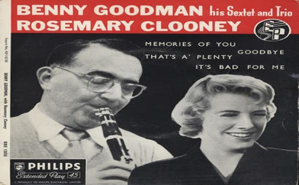 Benny Goodman & Rosemary Clooney - Goodbye
