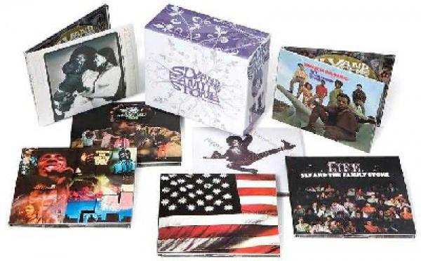 Sly & The Family Stone - Rééditions + Bonus
