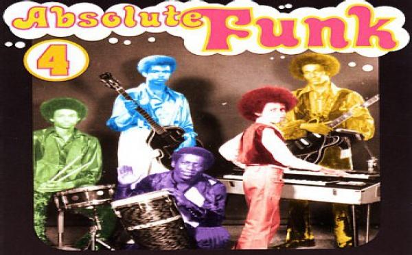 Absolute Funk Volume 4