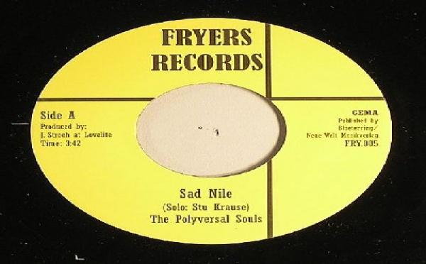 Polyversal Souls (Poets Of Rhythm) - Sad Nile Master