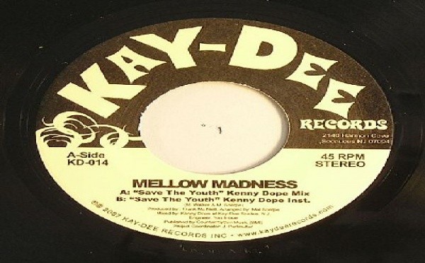 Mellow Madness - Save the Youth