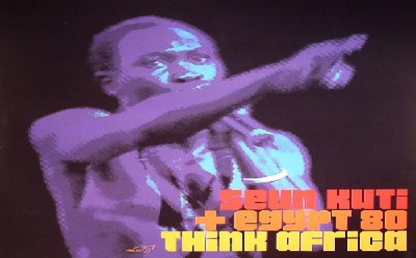 Seun Kuti & Egypt 80 - Think Africa