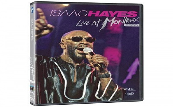 Isaac Hayes - Live In Montreux 2005