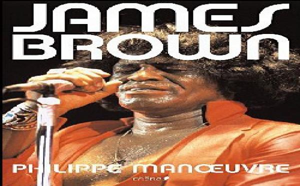 James Brown par Philippe Manoeuvre