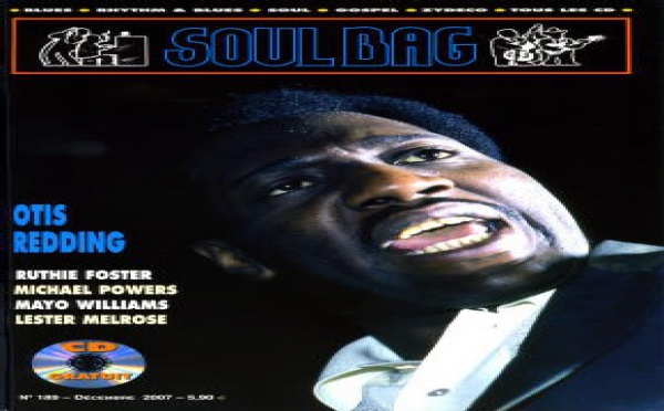 Soulbag - Numéro spécial Otis Redding