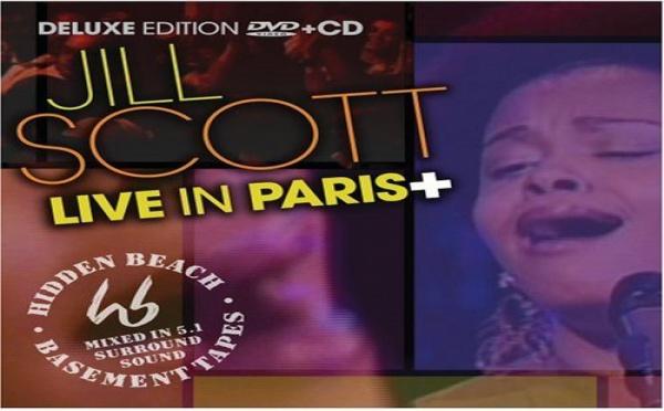 Jill Scott - Live in Paris
