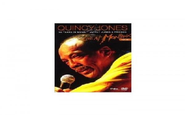 Quincy Jones and Friends live en 1996 à Montreux