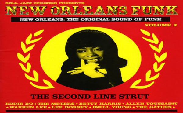 New Orleans Funk Vol.2