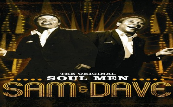 Sam And Dave - The Original Soul Men - 1967-1980