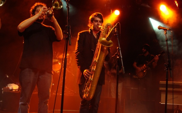 Live : The Budos Band et Antibalas - 20.04.08 (EMB Sannois)