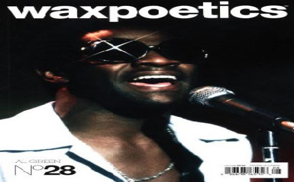 Wax Poetics #28 - Avril/Mai 2008