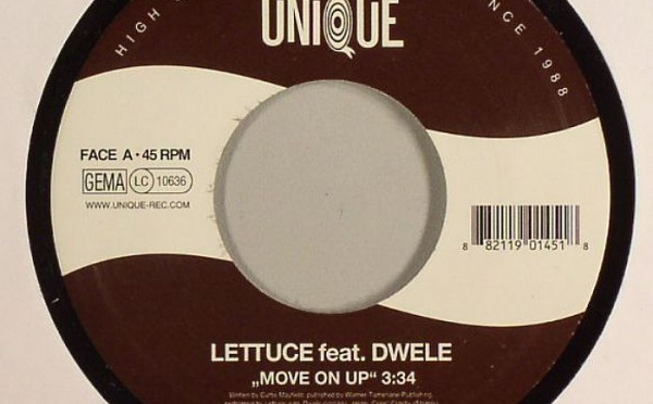 Lettuce - Move On Up / King Of The Burgs
