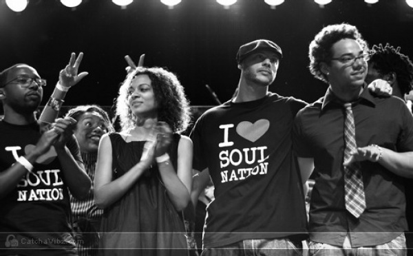 Concert Soul Nation à Paris